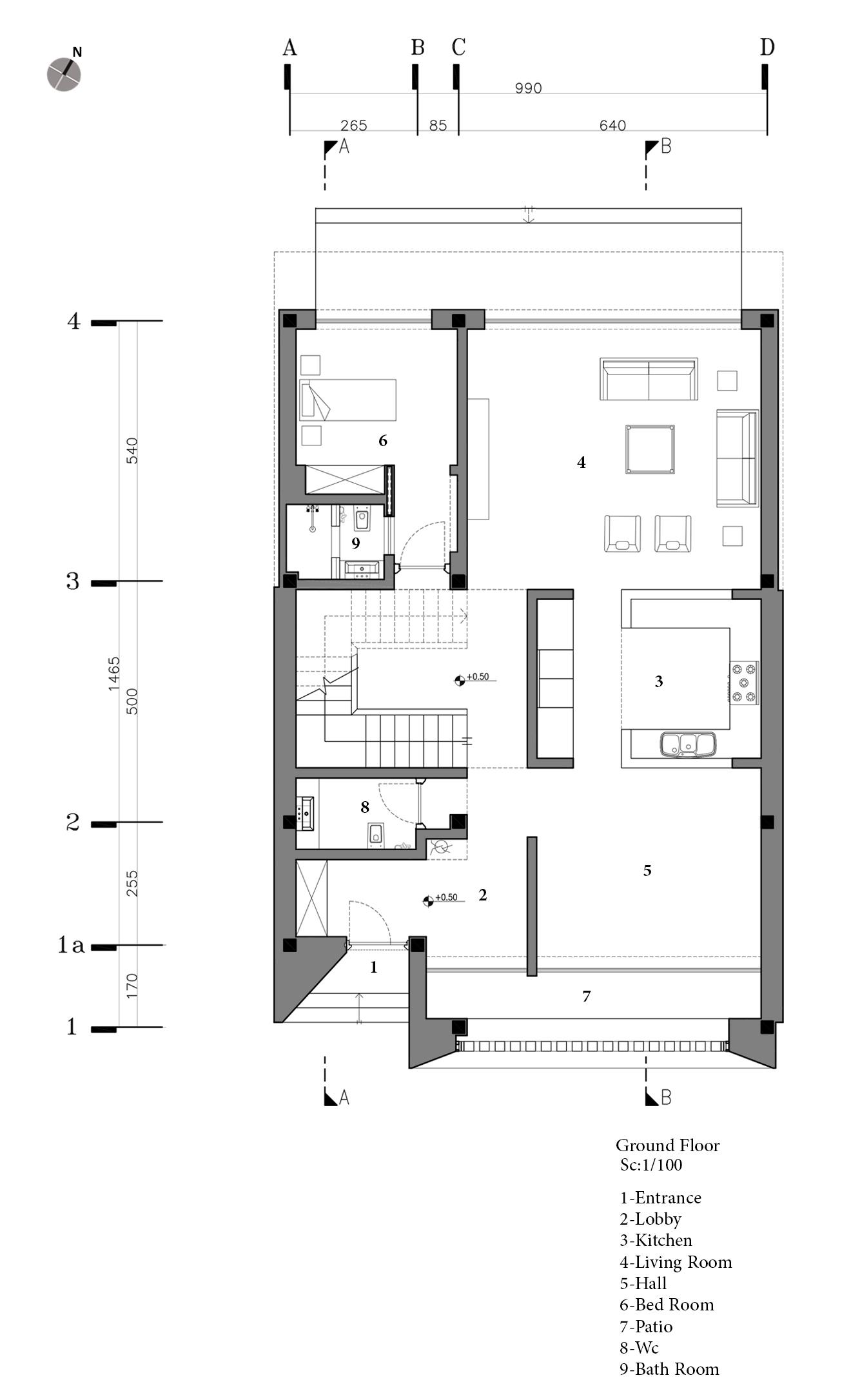 坡佛堂的创新设计--伊朗Raj屋顶家里住宅v佛堂图片